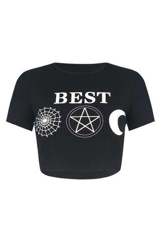 Best Witches Crop Top