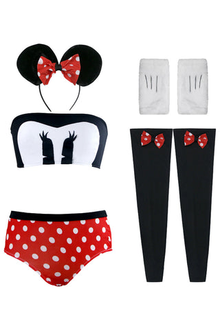 Atomic Happy Mouse Costume