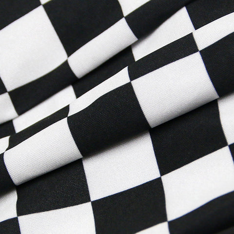 Atomic Checkered Built for Speed Costume
