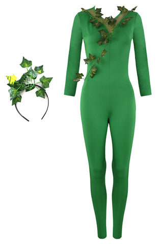 Poison Ivy Inspired Costume