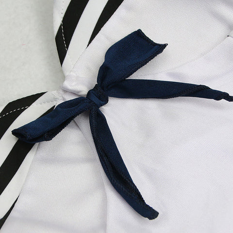 Atomic Striped Sailor Costume