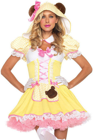 Beary Cute Goldilocks Inspired Costume