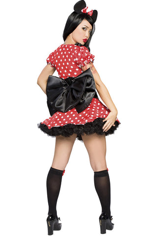 Geisha's Minnie Mouse Costume