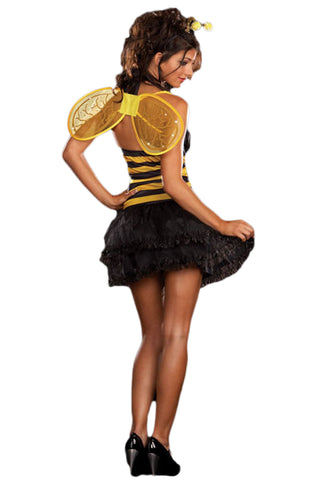 Miss Bee Delightful Costume