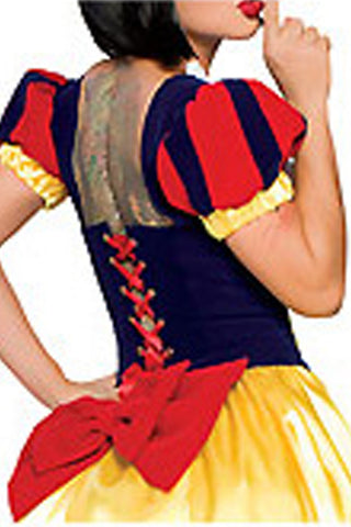 Dark Snow White Inspired Costume