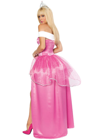 Deluxe Pink Southern Aurora Inspired Costume