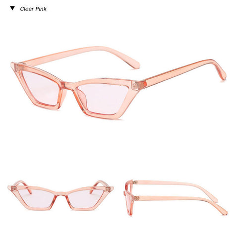 Atomic Small Cat Eye Sunglasses