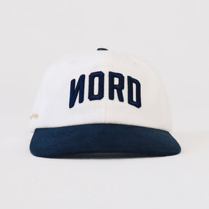 Twill Color-blocked Hat