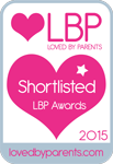 2015 Loved by parents award