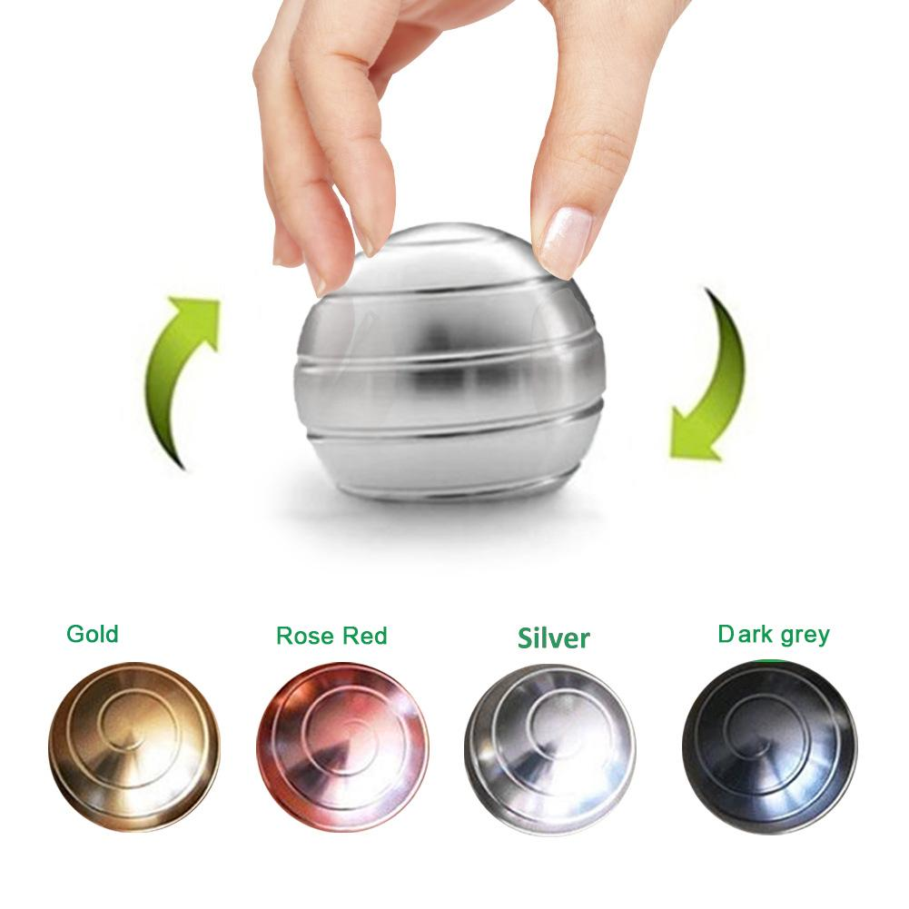 Fidget Illusional Spherical Ball