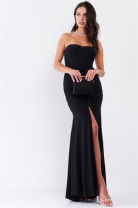 Ultimate Sophistication Black Dress
