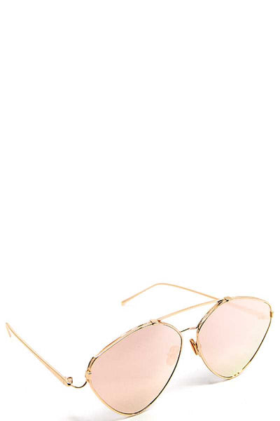 Modern Aviator Women's Sunglasses