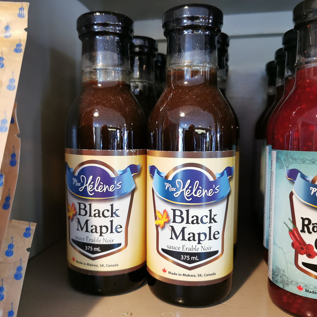 Black Maple Sauce