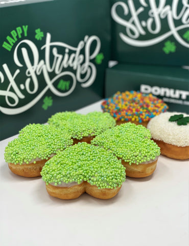 St. Patrick's Day Box - will be delivered on March 17th only!