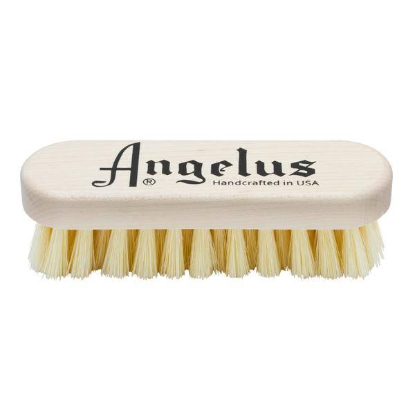 Premium Hog Bristle Sneaker Cleaning Brush