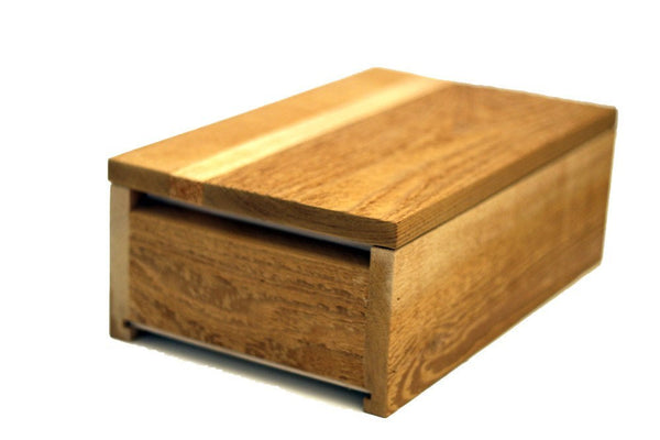 Cedar Shoe Shine Box