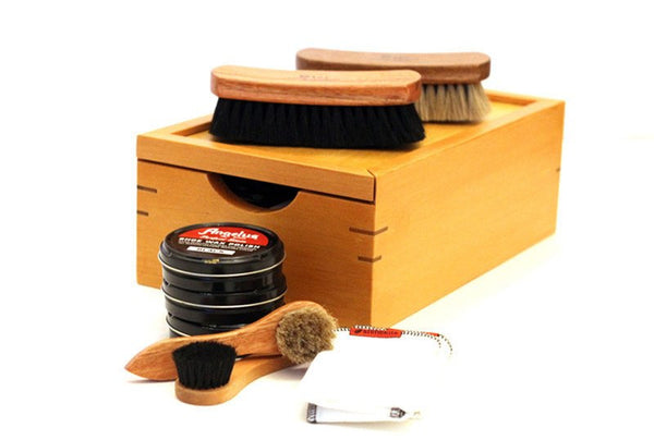 Ultimate Shoe Shine Kit (Kit Only)