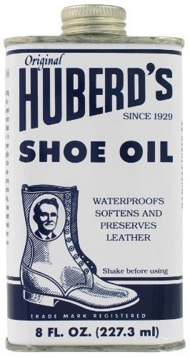 Huberd's Shoe Oil 8 Fl Ounce Can