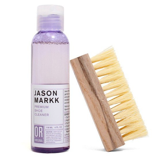 Jason Markk Essentials Kit - Premium Shoe Care and Sneaker Cleaner