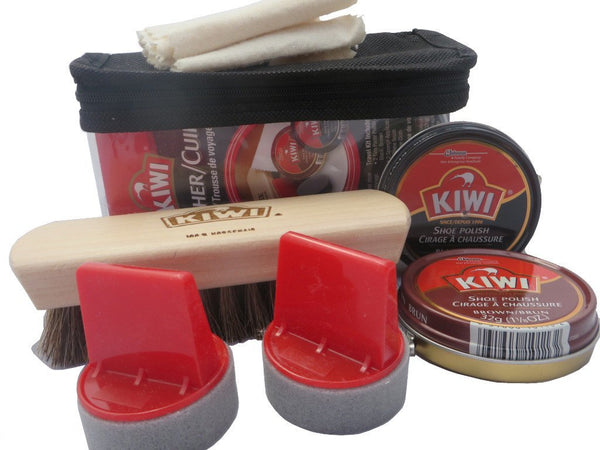 kiwi shoe polish kit instructions