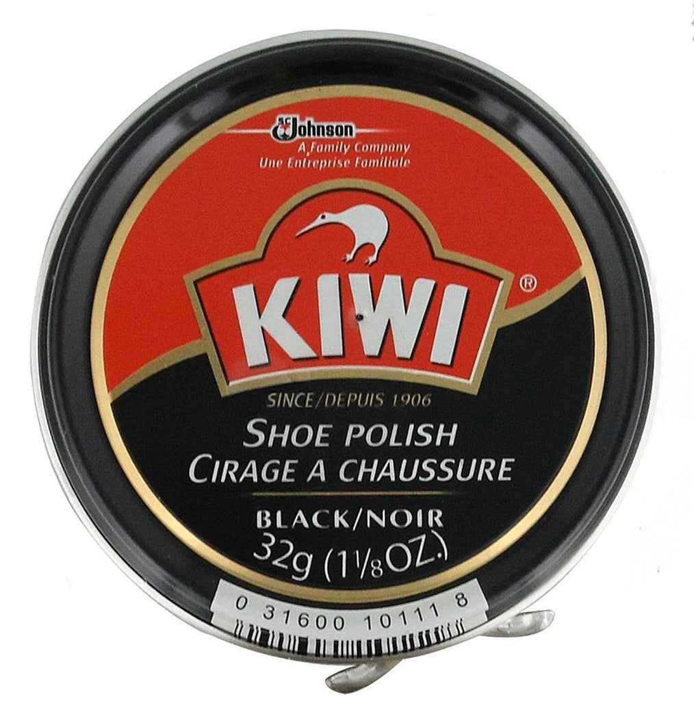 Kiwi Shoe Polish 32g 1 1/8 Oz Can