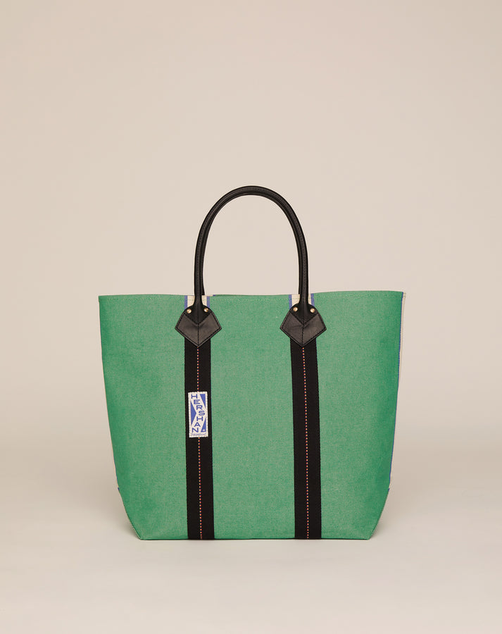 Medium Utility Tote - Emerald