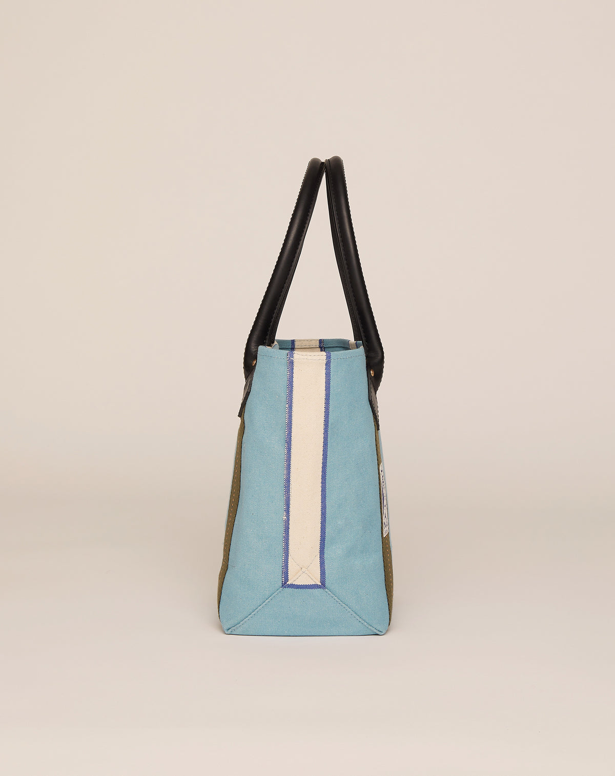 Small Utility Tote - Azure