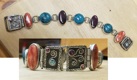 Multi-cab Bracelet Workshop