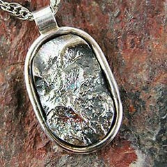 Reticulated Silver