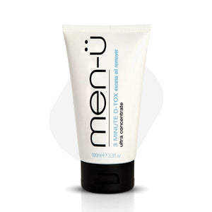 men-ü D-TOX 'Deep Clean' Clay Mask 100ml