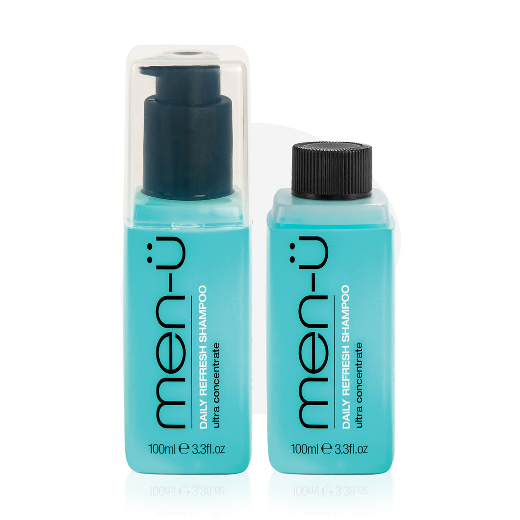 men-ü Daily Refresh Shampoo 100ml