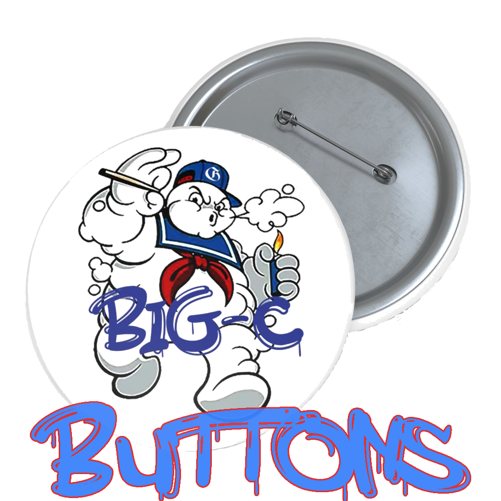 big-c buttons