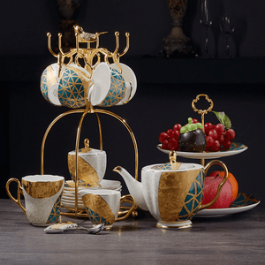 Bella Teacup Collection Set