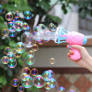 🔥HOT SALE--Magic Smoke Bubble Machine