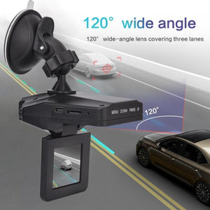 Car camera 270 Degree Radar Mirror (Full HD Night Edition Can be used at home)