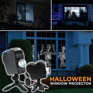 🎃Halloween Pre-Sale --Halloween Holographic Projection!