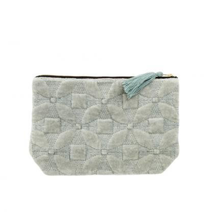 Load image into Gallery viewer, NORDAL DENMARK CLUTCH/HÅNDTASKE MED KVAST