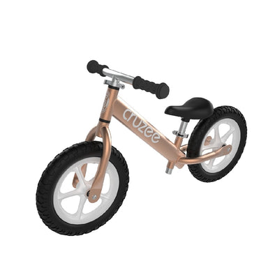 CRUZEE BALANCE BIKE ROSE GOLD