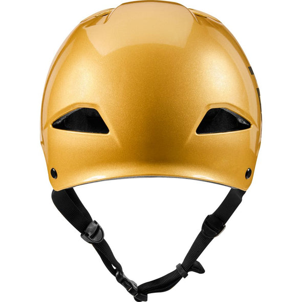FOX FLIGHT SPORT HELMET GOLD LARGE 59-61CM 2019