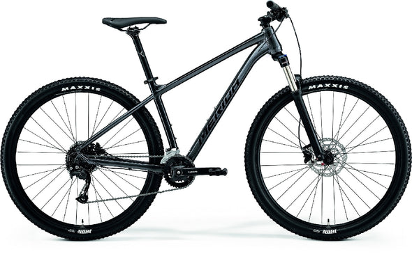 MERIDA BIG NINE 100 ANTHRACITE/BLACK 2021