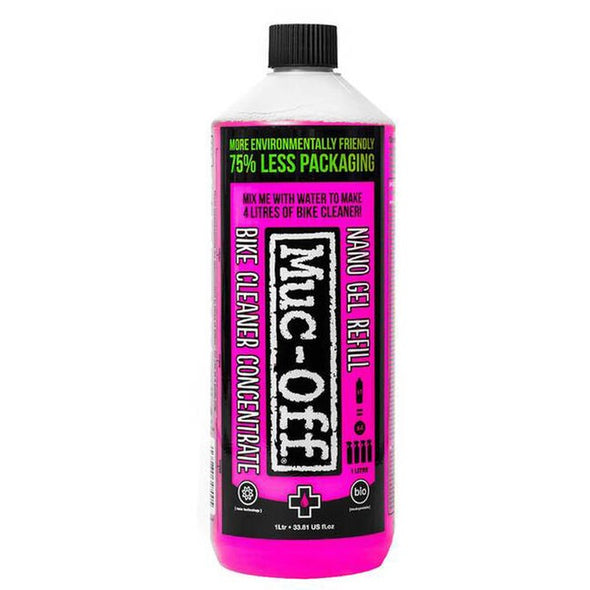 MUC OFF BIKEWASH CONCENTRATE 1 LITRE PINK