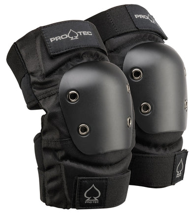 PROTEC STREET ELBOW PADS SMALL BLACK