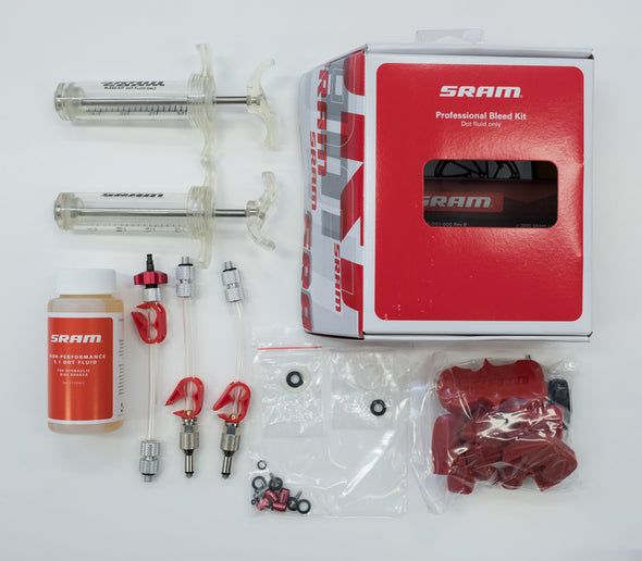 SRAM PRO BLEED KIT INC FLUID