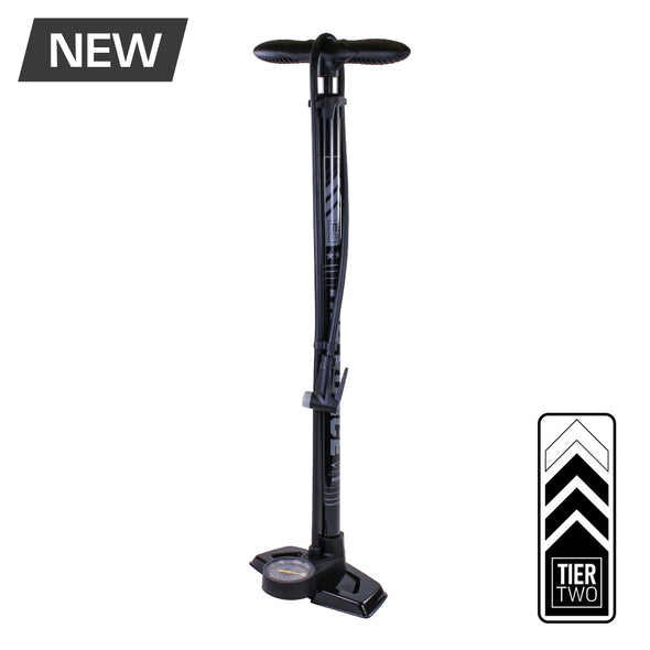 SERFAS AIR FORCE TIER 2 FLOOR PUMP