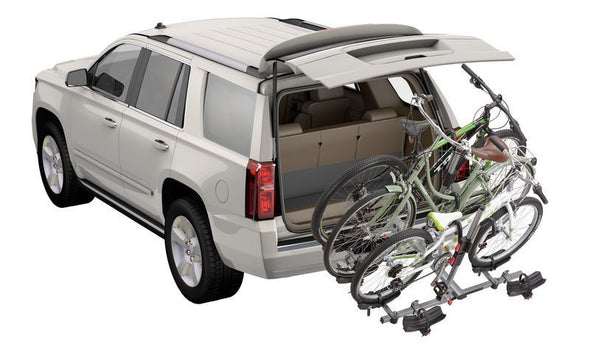 YAKIMA FOURTIMER 4 BIKE TOWBAR RACK
