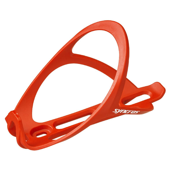 SYNCROS BOTTLE CAGE NYLON RED SBC-02