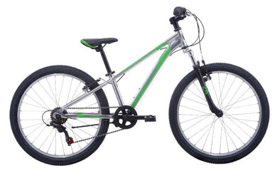 MALVERN STAR ATTITUDE 24 GREY/LIME 2021