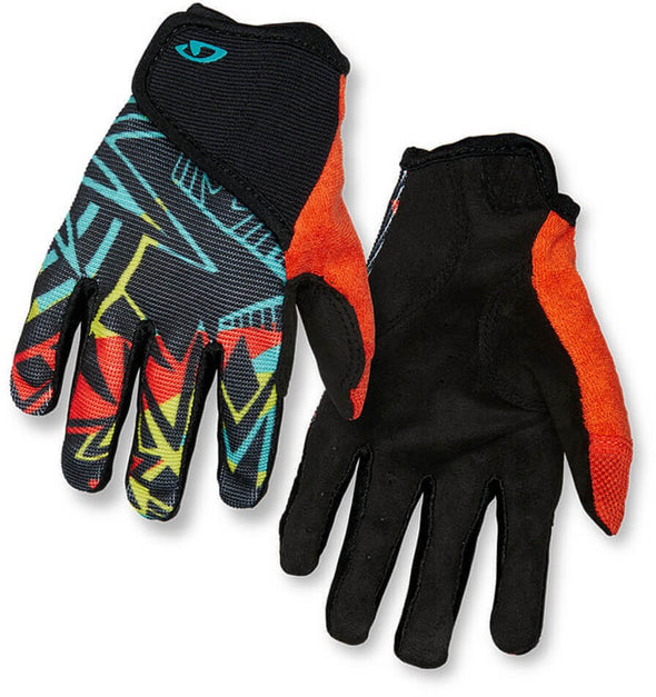 GIRO JNR DND FULL FINGER GLOVES BLAST S
