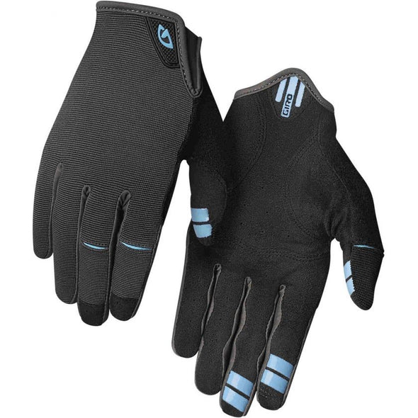 GIRO DND GLOVES COAL/ICEBERG SMALL