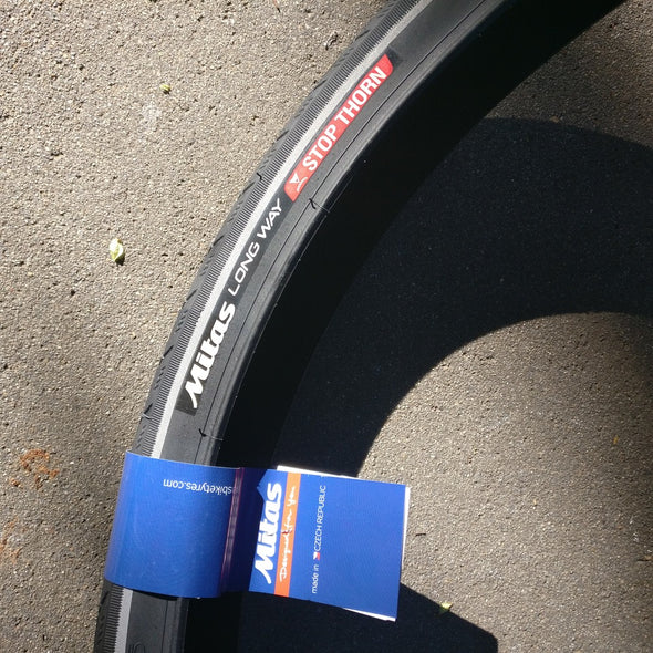 MITAS TYRE 700 X 47C ST RS STOP THORN